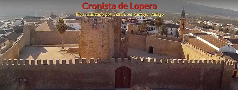 Nueva web Cronista de Lopera