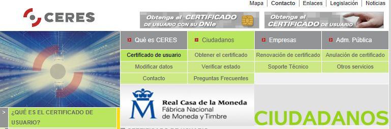 La nueva oficina registradora de certificado digital for Oficina certificado digital